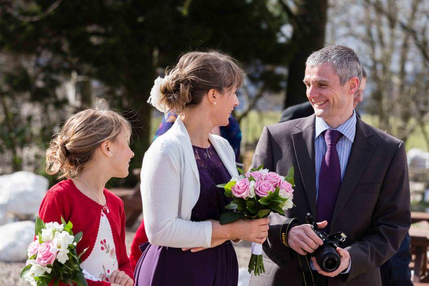 weddings photography Glen Clova Hotel Angus