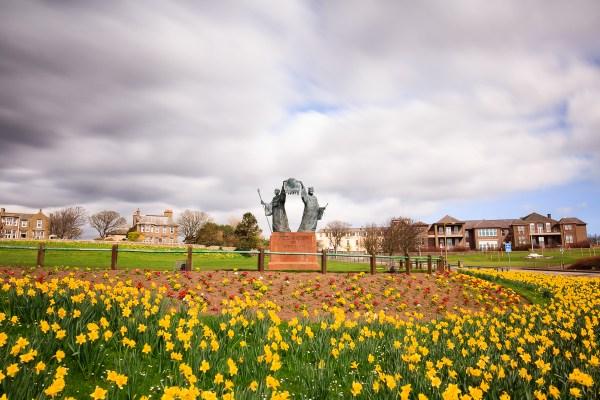 Declaration of Arbroath monument
