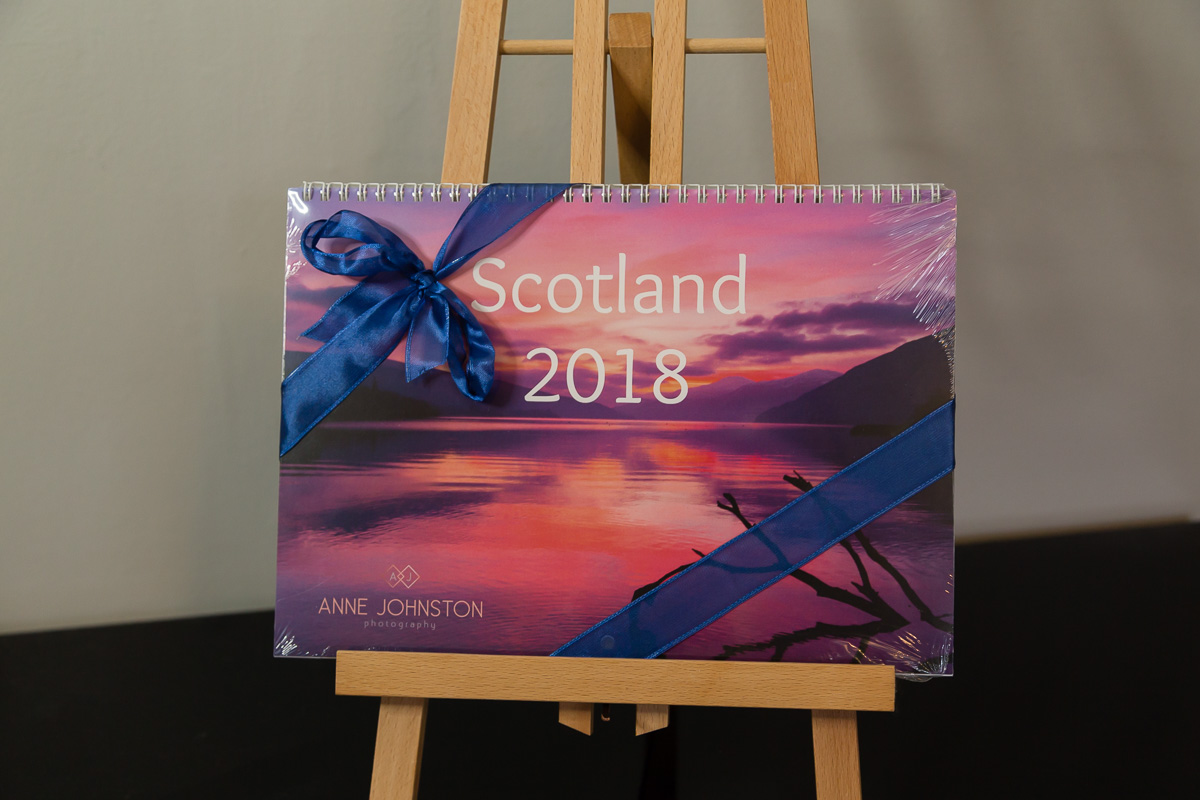 Find out more about the 2018 Scotland Calendars