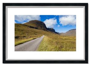 Fine art framed print of Bealach na Ba