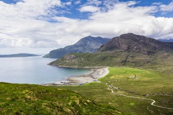 Camasunary Bay, Skye