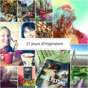 Cours en ligne - 21 Jours d'inspiration