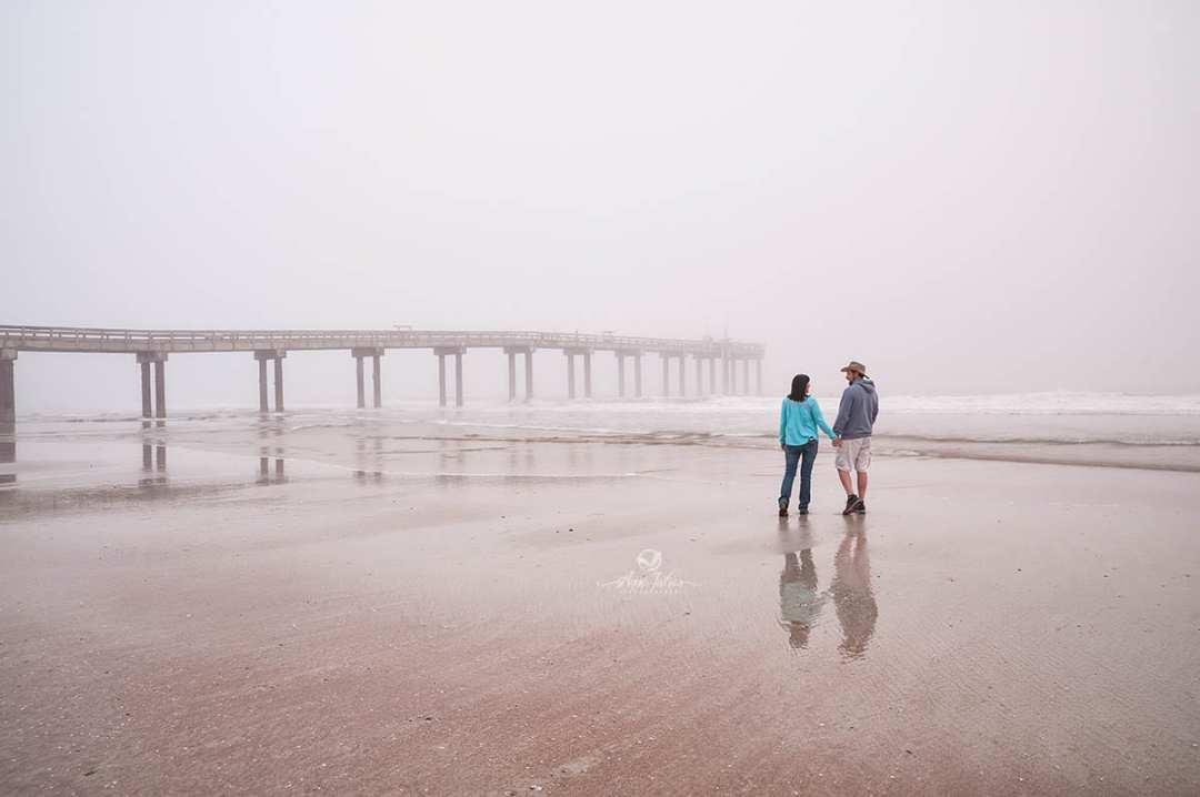 Voyage amoureux en Floride