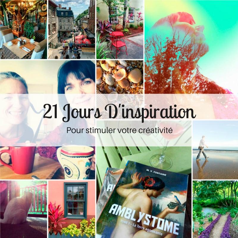 ebook 21 jours d'inspiration