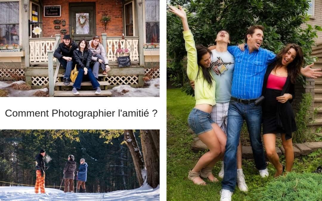 Comment photographier l'amitié ?