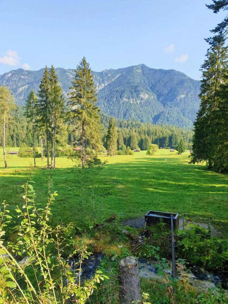 slaapplaats Zugspitze - annekevandevoorde.com