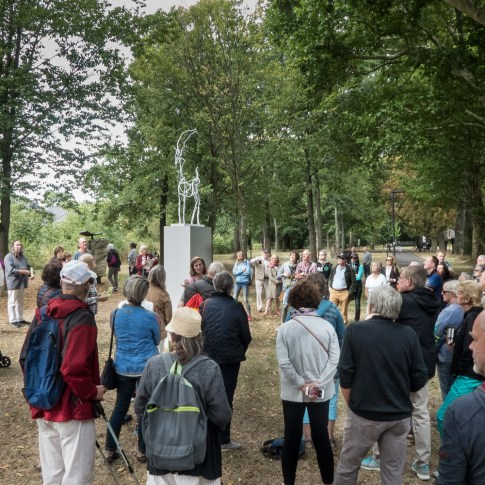 Anne Kuprat - Große Kupferziege - Bad Vilbel-Massenheim 2018