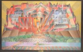 Henry Valensi-La cit+® de Carcassonne