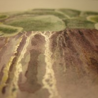 Using masking fluid
