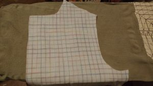 why I sew, mens shirt pattern, sewing