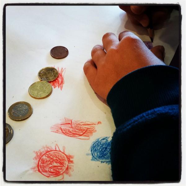 munten kleuren