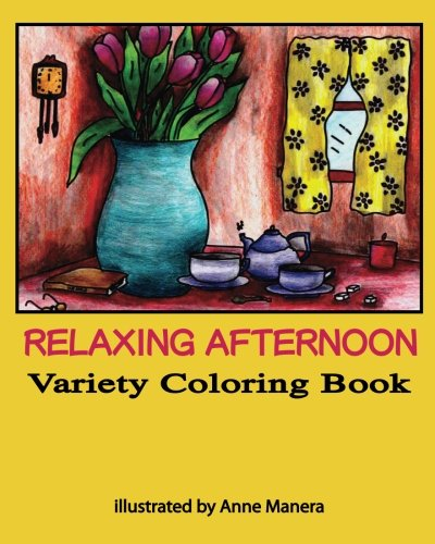 Variety Coloring Books