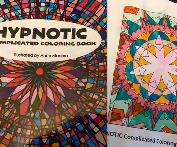 Complicated Coloring Books