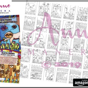 Printable Coloring Books