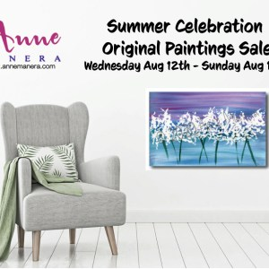 Summer Painting Sale