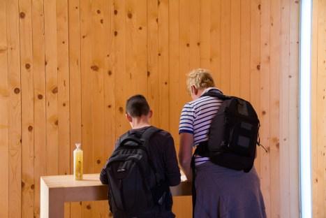 Een nieuwe kapel