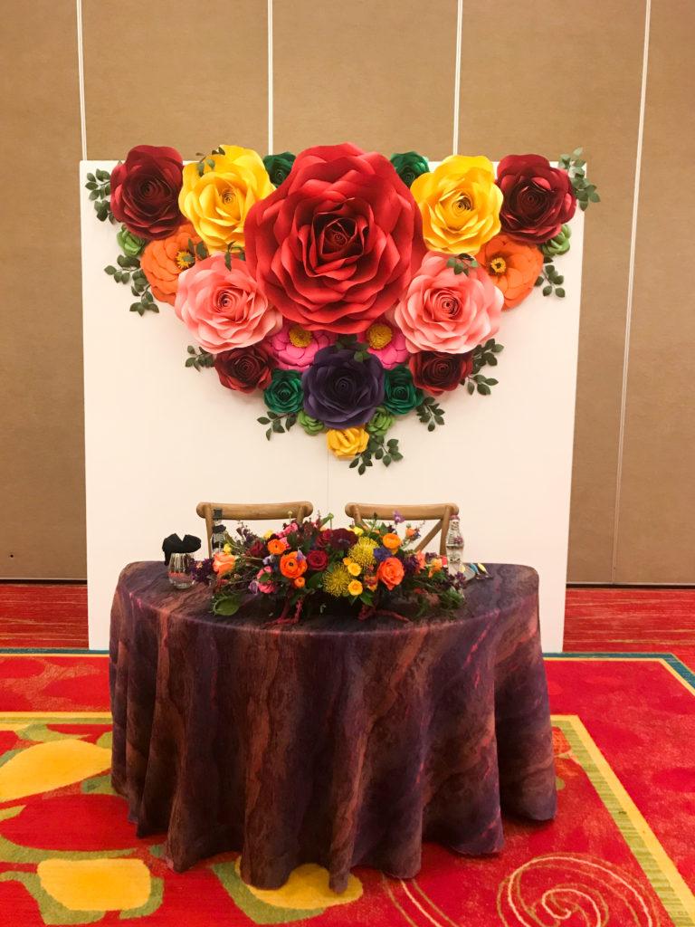 Dia De Los Muertos Themed Wedding Shoot For San Diego