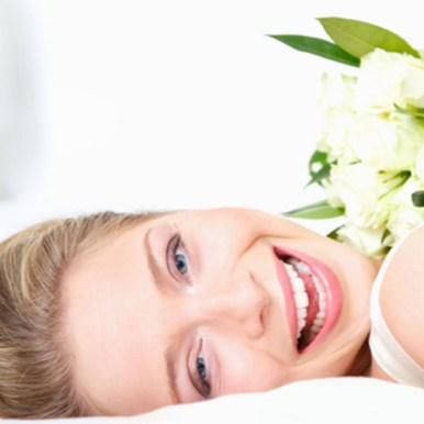 Bridal make-up photography by Jutta Klee