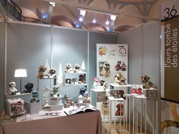 Stand salon Essences et Matieres 2015 Thaon les Vosges - excellence artisanale Lorraine