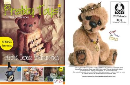 Pretty Toys Magazine issue 2 34 march april 2016