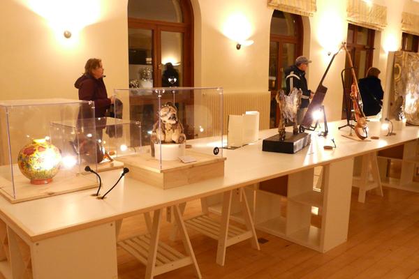 Salon Essences et Matieres 2016 Metz Arsenal - excellence artisanale Grand Est Lorraine exposition art