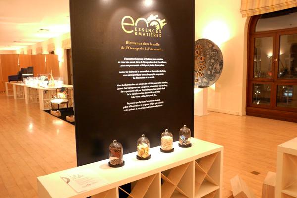 Salon Essences et Matieres 2016 Metz Arsenal - excellence artisanale Grand Est Lorraine