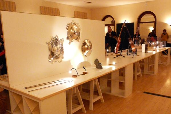 Salon Essences et Matieres 2016 Metz - excellence artisanale Grand Est Lorraine exposition metiers d art artiste