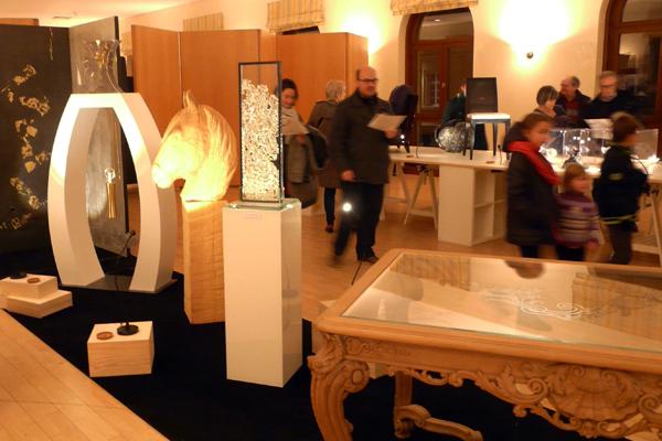 Salon Essences et Matieres 2016 Metz - excellence artisanale Grand Est Lorraine exposition salle orangerie Arsenal