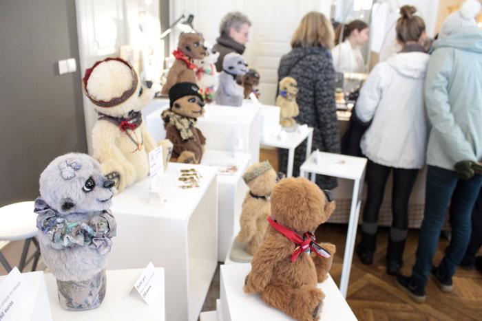 Sculpture textile Anne Marie VERRON artisan art Lorraine Grand Est weekend createurs chateau graffigny Villers Nancy