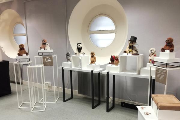 Gare a l Art Nancy 2018 marche Noel artisans d art Hotel de Ville exposition vente