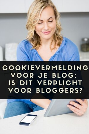 cookievermelding blog