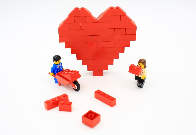 Building a heart