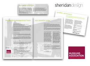 Sheridan Design - Bid Writing, Tender submissions, Specialist Partnerships, Industry Accreditation