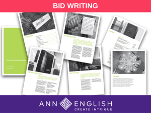 BID WRITING SERVICE