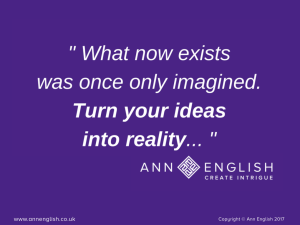 Ann English Quote