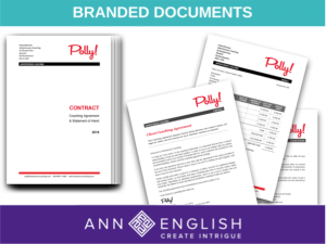 BRANDED DOCUMENTS SERVICE