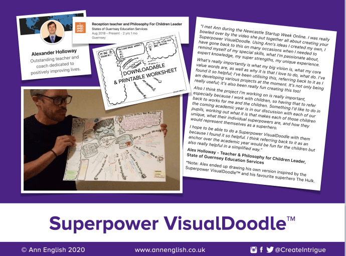 SUPERPOWER VisualDoodle - 4