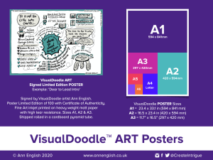 VisualDoodle ART- Posters