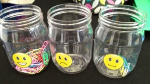 Our evaluation jars