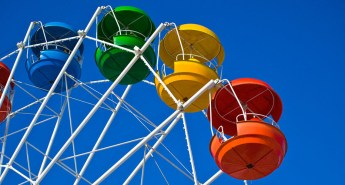 Life is Supposed to be Fun - Ferris Wheel - Anne Partain