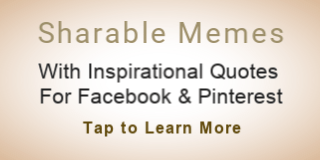 Anne Partain's Sharable Memes Banner