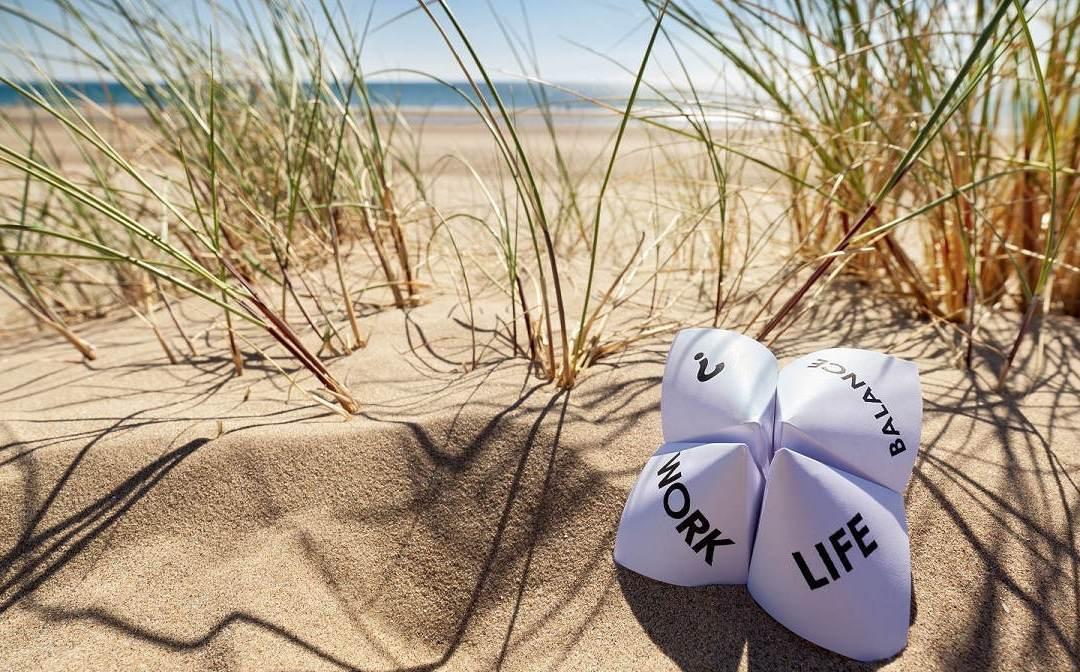 Taler vi virkeligt stadig om work-life balance?