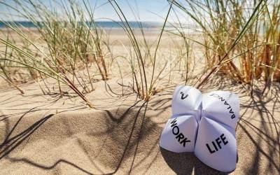 Work-life balance: Sådan kommer du i gang.