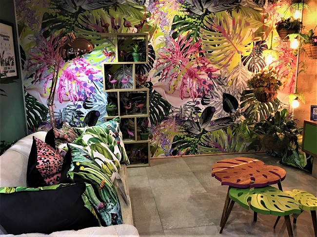 Décor, Design and Colourful Creatives at Decorex Durban 2017