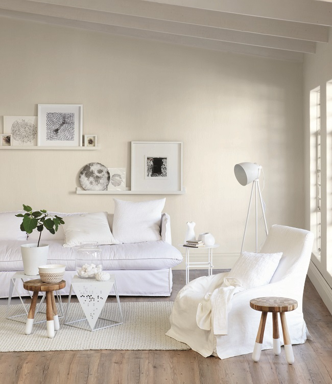 7 Not So Boring Neutrals for Interiors