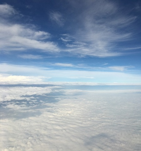 Colour Sense: Ever wondered why the Sky is Blue?