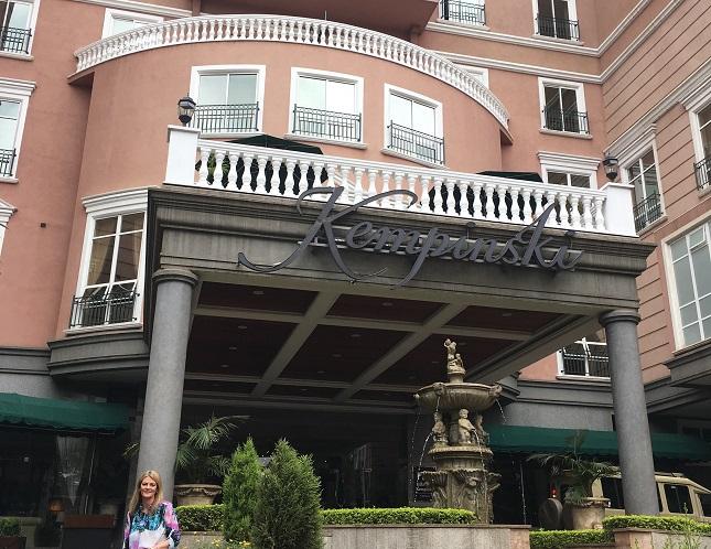 Villa Rosa Kempinski Hotel Nairobi Anne Roselt