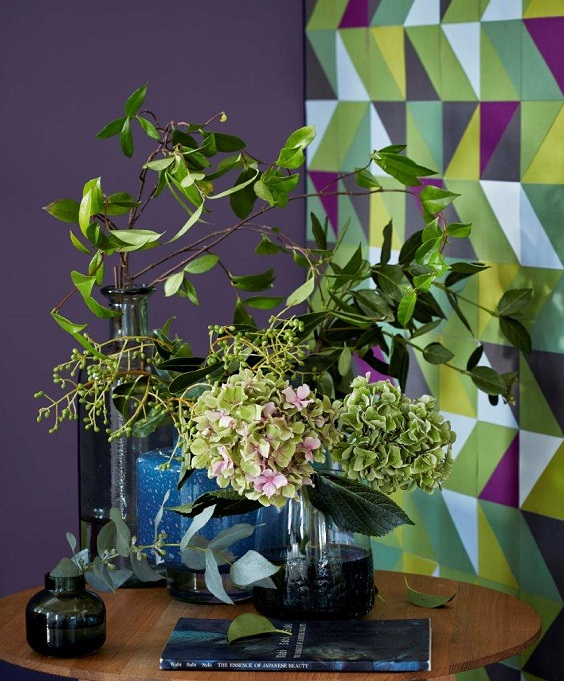 The Amazing Qualities of Green and How to use it in your Home.