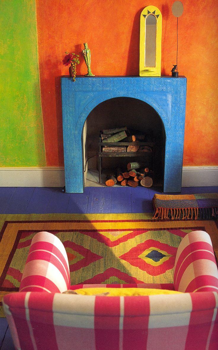 Creating Colour Harmony - Tetradic Colour Scheme