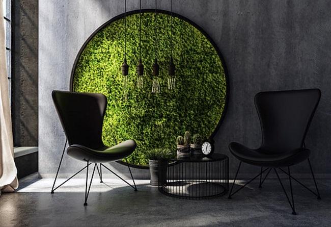 Creating sustainable interiors